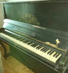 Отдам даром фортепьяно