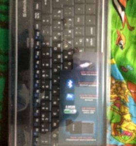 Bluetuth клавиатура