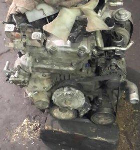Двигатель zd30 в сборе