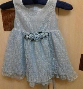 Новое платье 98р