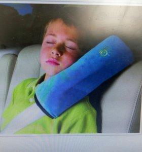 Подушки от натирания на ремень безопасности