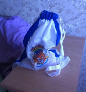 Рюкзак с игрушками