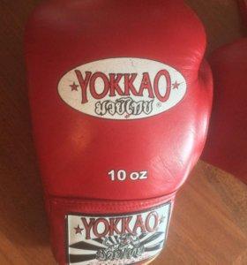Боксерские перчатки Yokkao