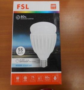 Светодиодная LED лампа FSL A140 55W E40
