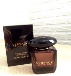 Продам парфюмерную воду Versace crystal noir