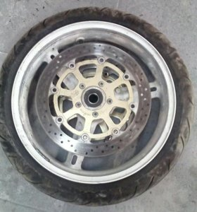 Suzuki Gsxr 600/750 k2 колесо переднее