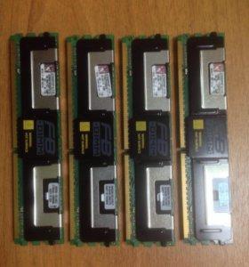Оперативная память FB DIMM DDR-II 667