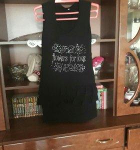 Платье коктельное,нарядное,44,46р.Мини.