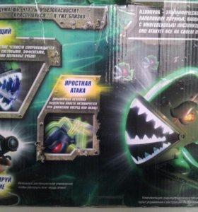 Рыба монстр игрушка на радиоуправлении