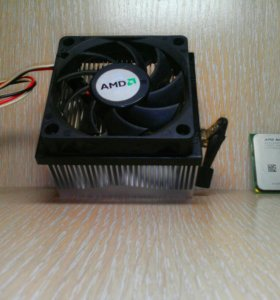 AMD Athlon 64 x2 + cooler