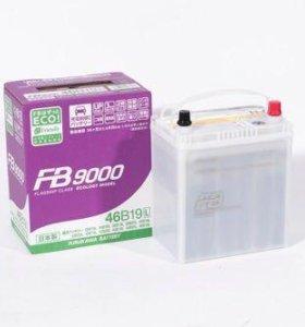 Аккумулятор автомобильный FB9000 Япония 46B19L/R