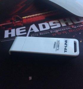 Wi-Fi USB Adapter TP-LINK TL-WN727N