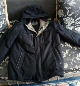 Куртка мужская зима - осень