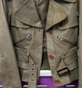 Натуральная кожа. Куртка