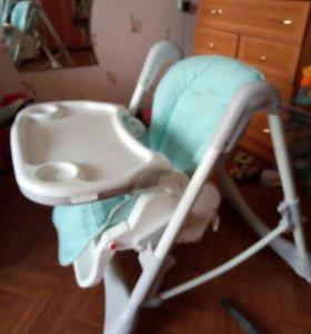 Happy baby williams стульчик для кормления