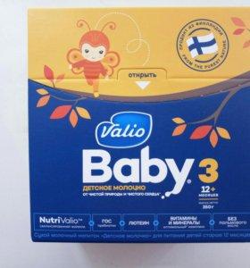 Детская смесь Valio baby 3