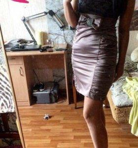 Платье праздничное вечернее