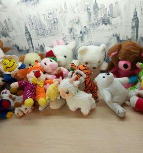 Любителям мягких игрушек