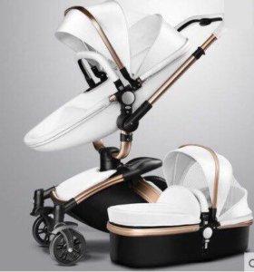 Новая коляска 2 в 1 Aulon