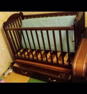 Кроватка детская 🛏