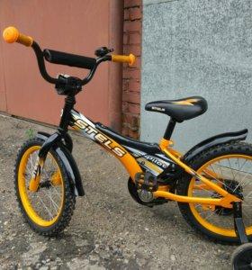 Детский велосипед стелс stels