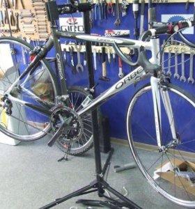Обслуживание u ремонт велосипедов