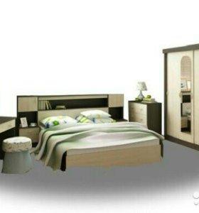 Спальный гарнитур Бася 8