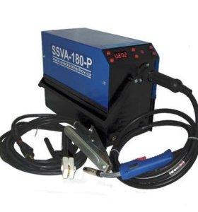 Сварочный аппарат. SSVA-180-р инвертор полуавтомат