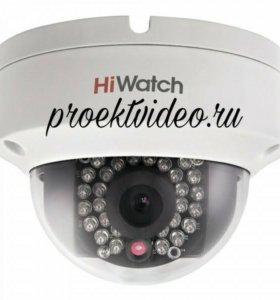 Hiwatch ds-i122 ip-камера с просмотром онлайн