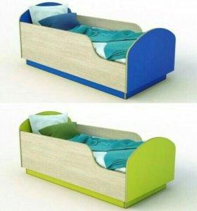Кровать детская без матраца