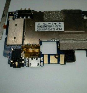 USB micro разъём ремонт замена