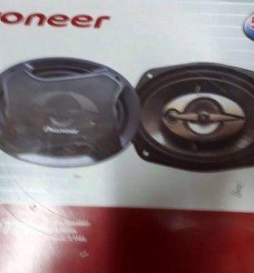Колонки PIONEER (новые)