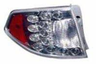 Subaru Impreza 07- фонарь внешний хэтчбэк с диод
