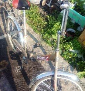 """Велосипед """"гамма"""""""
