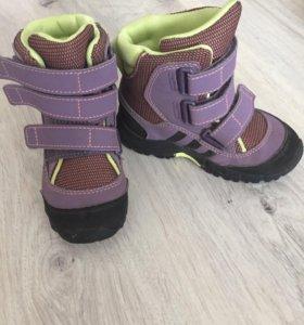 Демисезонные ботиночки Adidas