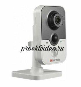 DS-i114W 1mp Wi-Fi камера, онлайн просмотр