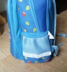Школьный рюкзак angry birds