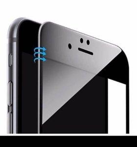 Защитное стекло для iphone 5/6/6+/7/7+