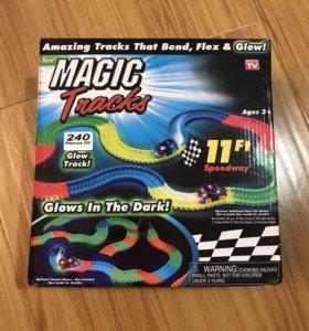 Magic tracks 240 деталей