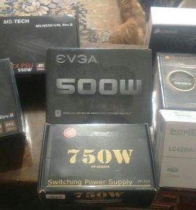 Блок питания Corsair VS-Series 550 Watt
