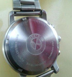 Часы хронограф BMW