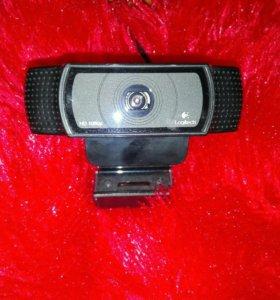 Веб камера logitech c920 full hd