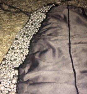 Платье с накидкой ✨