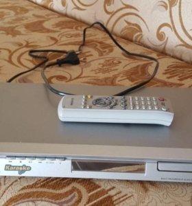 DVD Samsung с караоке