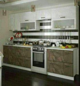 Модульный кухонный гарнитур (2103)