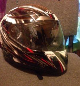 Мото шлем,Nitro,размер L