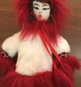 Кукла в стиле ханты (handmade)