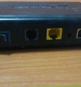 Модем,без wifi
