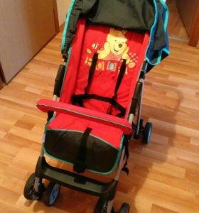 Прогулочная коляска Hauck Sport V-Pooh