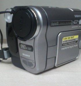 Видеокамера sony DCR-TRV285E